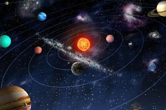 """太阳系内含水量多的星球不是地球?而是被称为""""地球二号""""的它"""