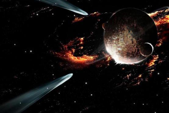 为什么原本撞击地球的陨石,最后都撞在木星上?