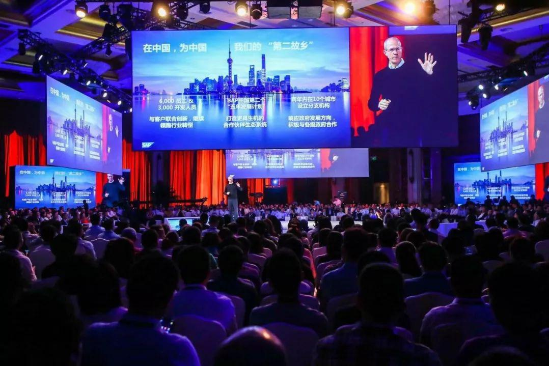 SAP 大中华区总裁纪秉盟荣获2019年上海市「白玉兰纪念奖」