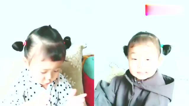 大姨问外甥女在幼儿园有什么开心的事,结果女娃这样说,没谁了