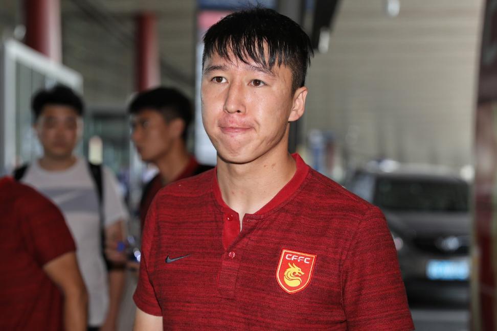 河北华夏幸福全体球员结束假期,球队将要前往韩国进行10天的集训