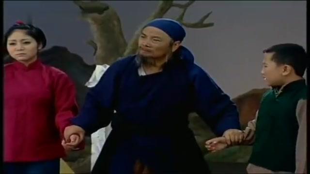 陕西省戏曲研究院 秦腔名家 西北金嗓子 丁良生老师 秦腔血泪仇