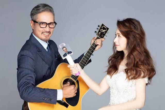 52岁音乐人包小松娶美女主播为妻,交往首年已求婚苦等13年终如愿
