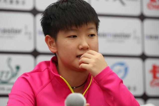 卡塔尔乒乓球公开赛,看孙颖莎能不能挡住伊藤美诚