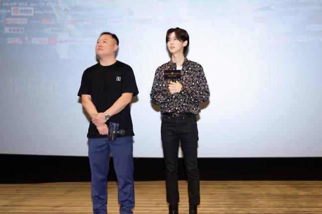 《上海堡垒》票房惨淡,鹿晗与该片最大投资方有着千丝万缕的关系