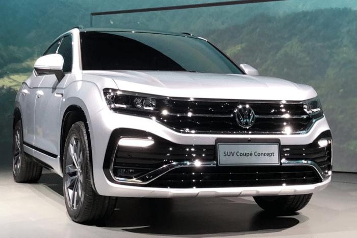 大众的轿跑SUV,百公里加速仅7.6秒,预计售价将在20万起