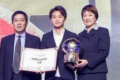 中国女足迎大喜!王霜蝉联三届女子金球奖,冲击奥运撂下一句狠话