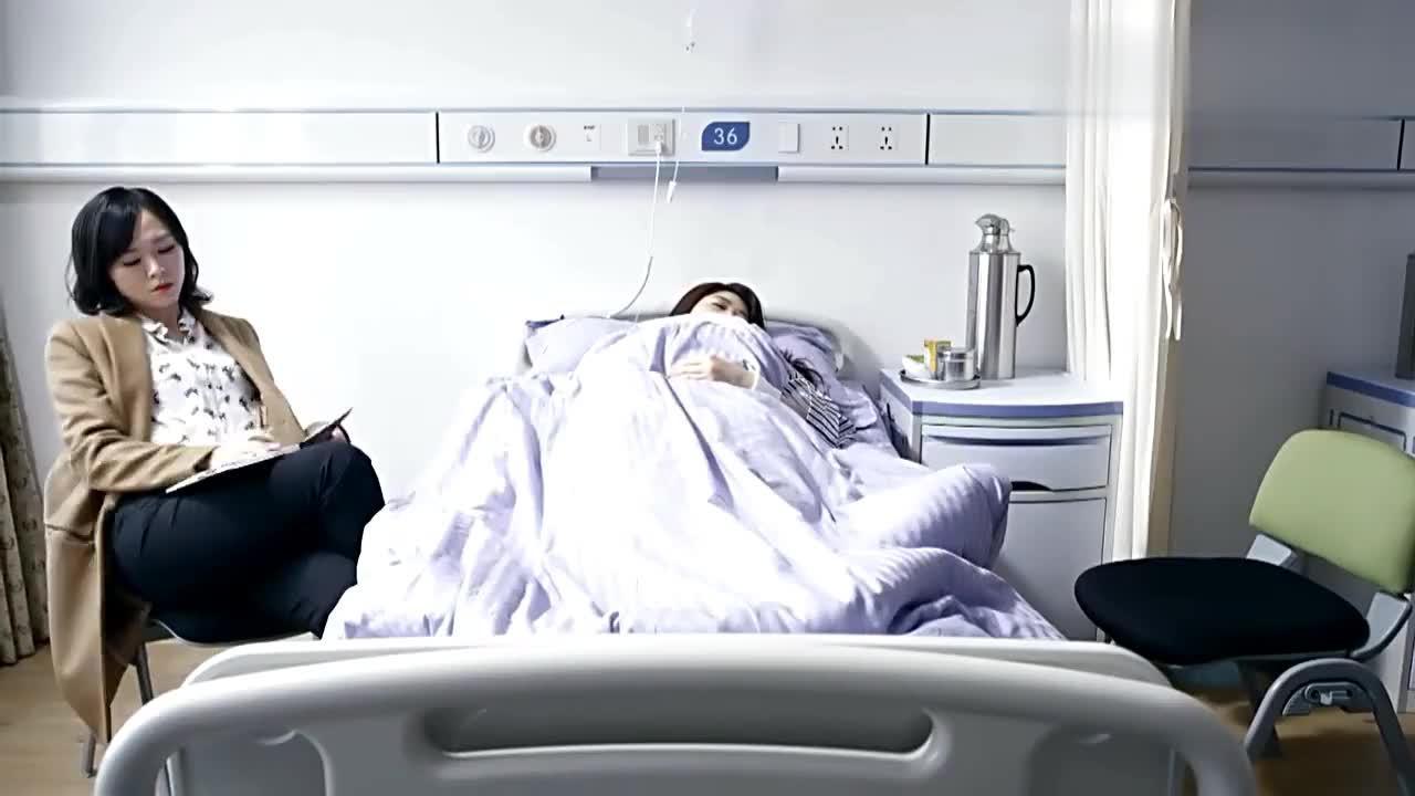 老总和妻子相约度蜜月,快到点了依旧耗在医院,骗妻子自己在开会