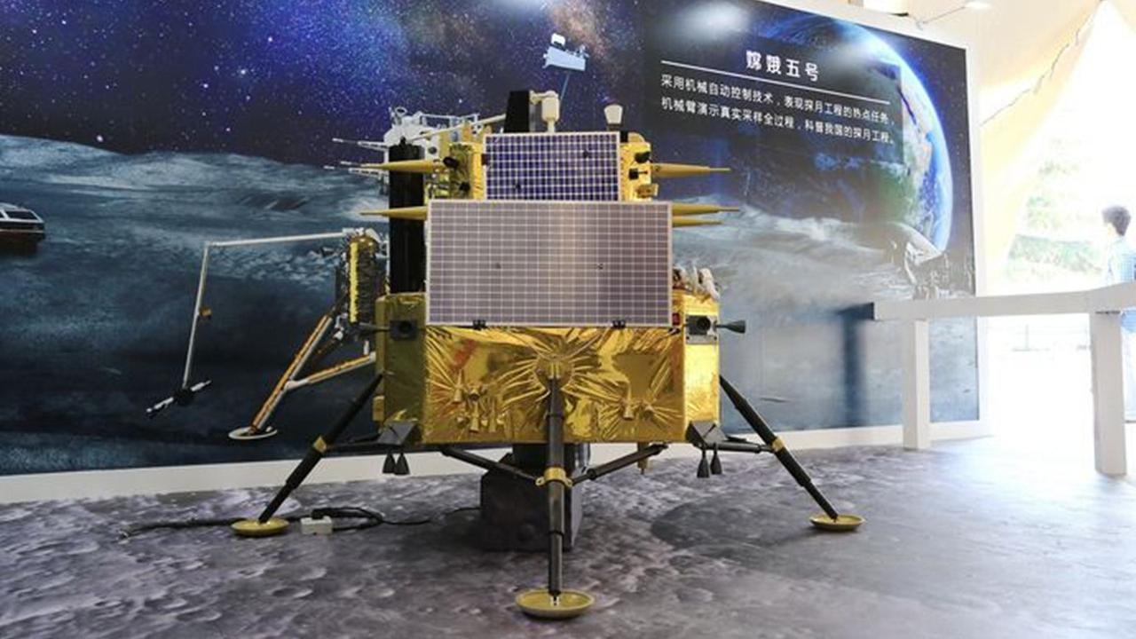 中国探月工程首任首席科学家AI将助嫦娥五号铲取月壤