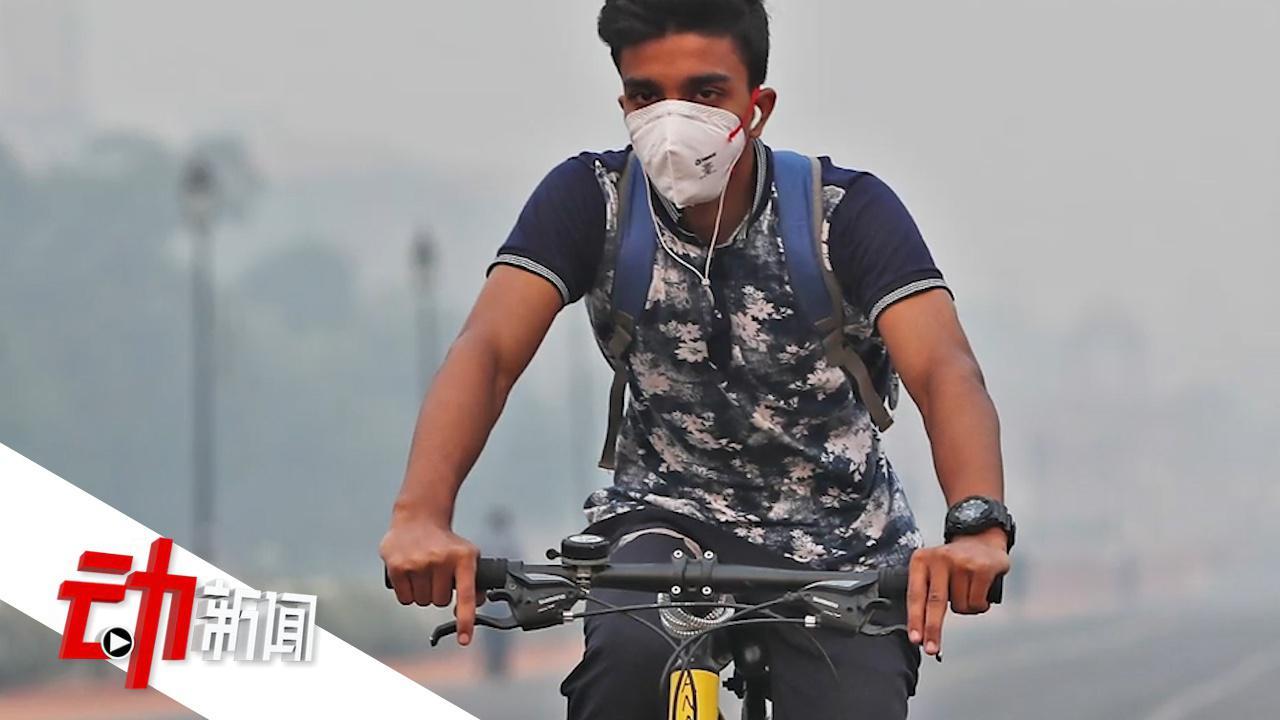 印80余名农民非法焚烧秸秆被捕:十大空气污染城市印占7