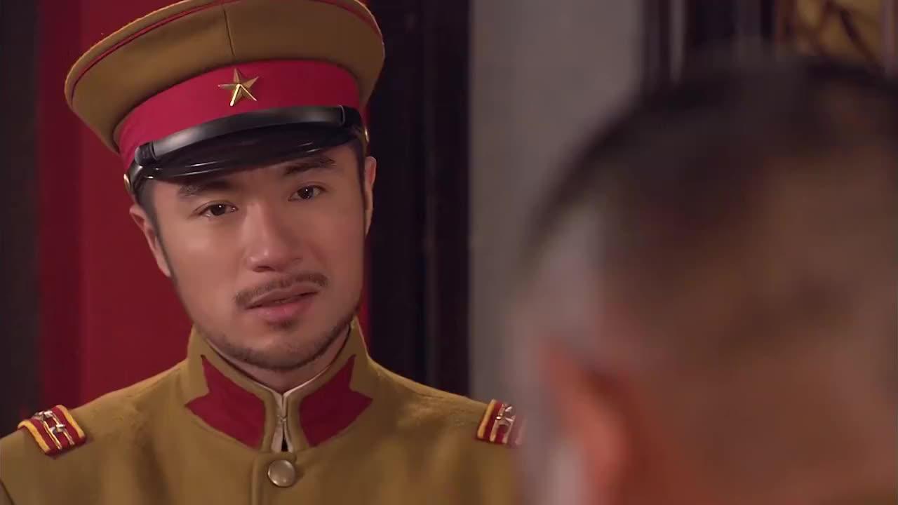 鬼子将军责怪神枪手因为他的失职才让神箭手弄出这么大的事情