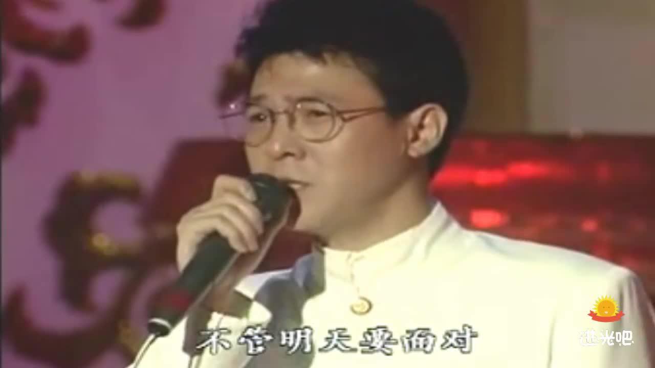 姜育恒歌曲《再回首》这首歌感动了无数人回忆杀