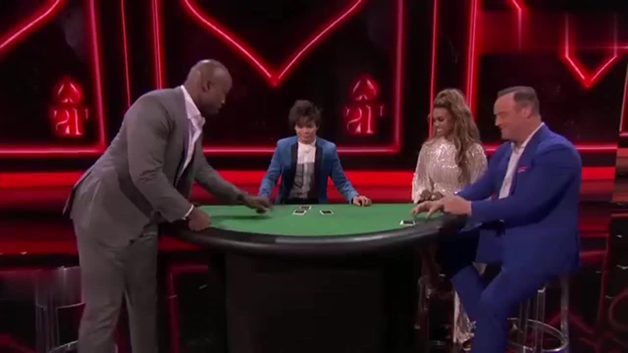 达人秀华裔魔术大师申林夺得本季达人秀冠军