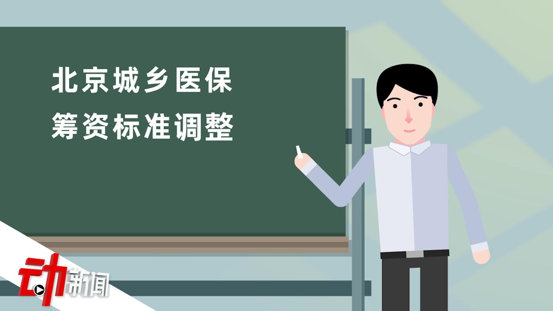2020北京城乡医保缴费标准来了你要缴多少钱