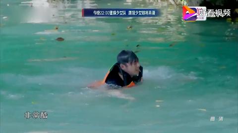 王岳伦为了李湘也是拼了跳水的瞬间李湘心都揪了下