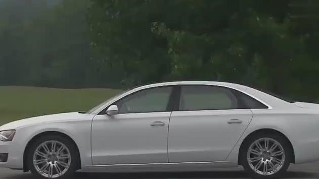 视频:奥迪A8的平衡系统有多厉害