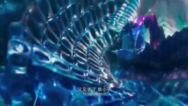 哪吒大闹东海龙宫,一个屁就把虾兵蟹将崩两半,太逗了!