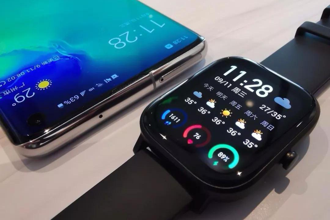 """这是真的香:899元就能买到的""""Apple Watch"""",华米牛逼!"""
