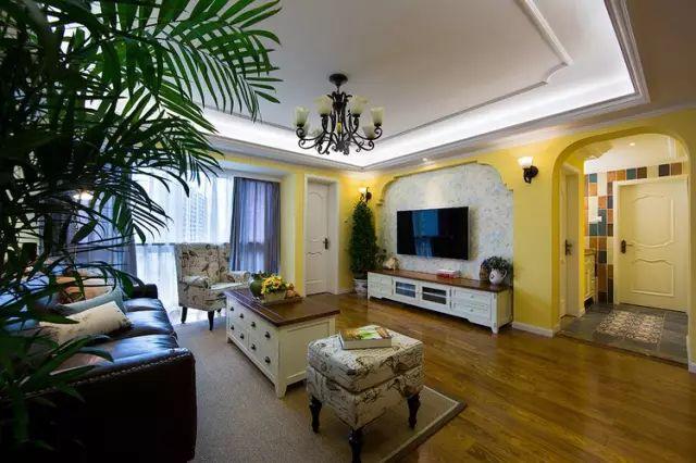 158平的美式风四居室大宅,榻榻米儿童房满满的爱