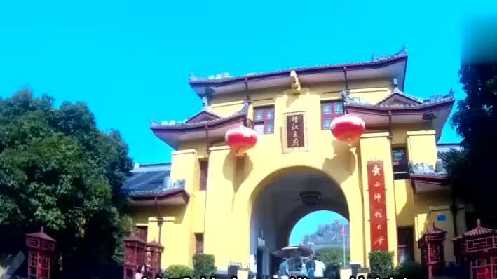 桂林这座王府比故宫历史还久,如今成为大学校园,游客需买票入内