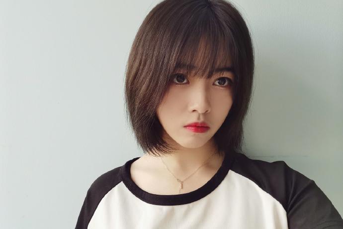 偶像美少女BEJ48-彭嘉敏迷人美照欣赏