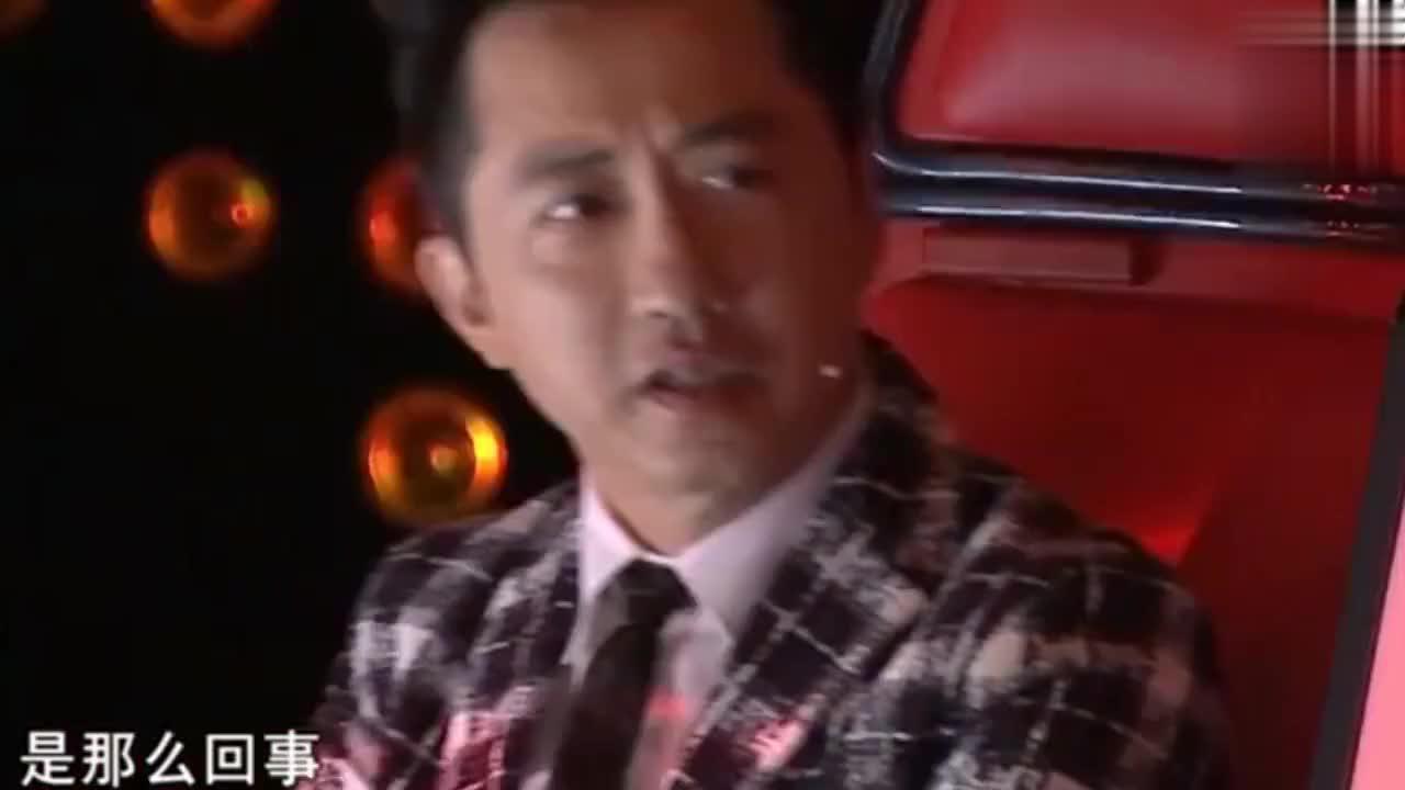徐峥赵英俊登台演唱《一生中最爱》这次导师们的演技我给满分
