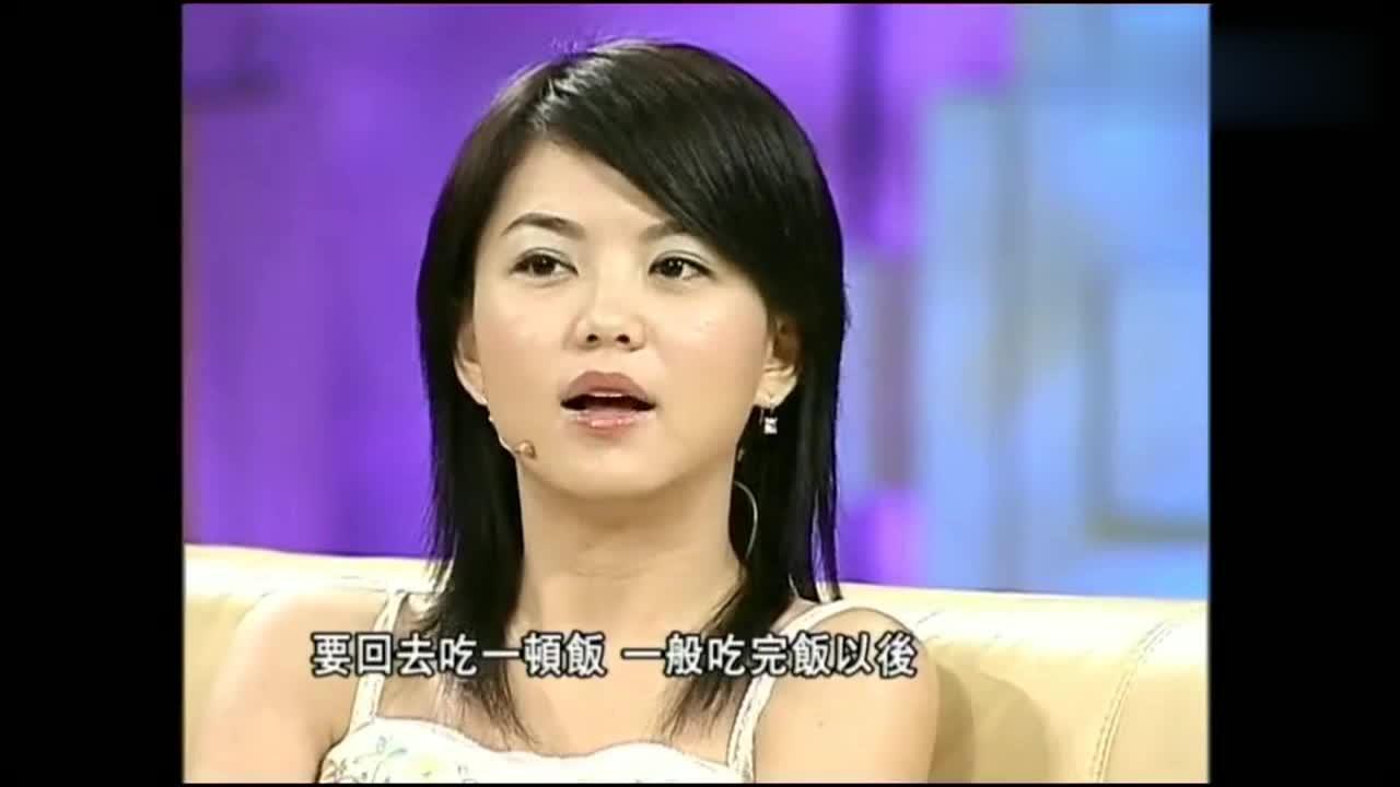 李湘我都不觉得自己是贤妻良母我老公李厚霖觉得我已经是了