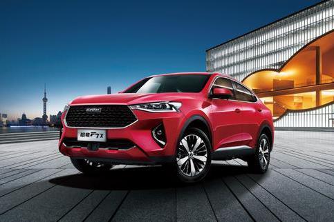 中国品牌轿跑SUV市场火药味十足 哈弗F7x以极致实力迎战
