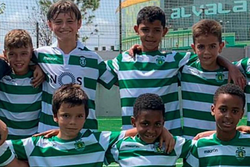 C罗儿子转会葡萄牙体育!不适应都灵贵族学校 跟奶奶回里斯本读书
