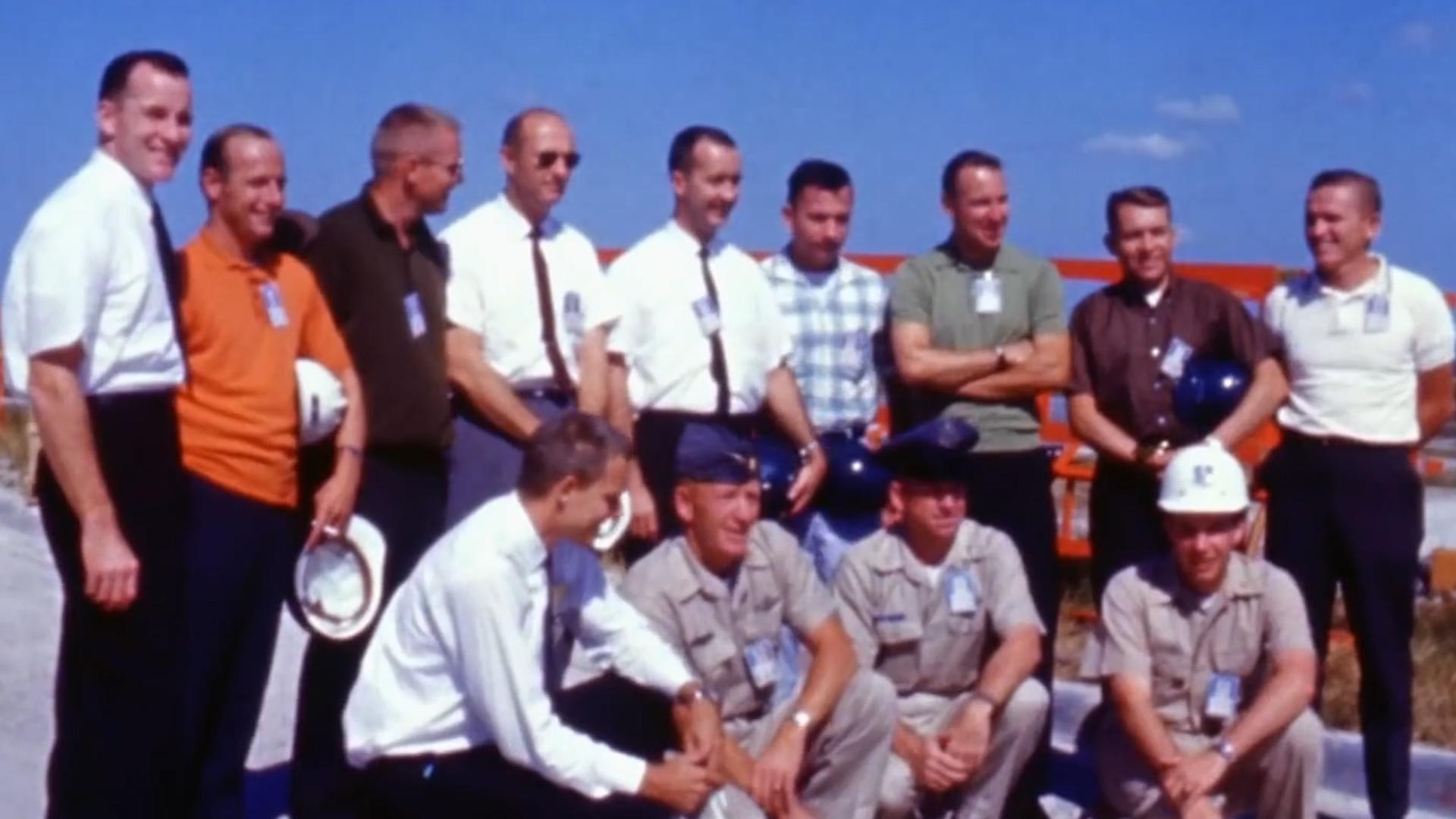 回顾50年前美国登月全程,阿波罗计划不存在造假,也没必要造假!