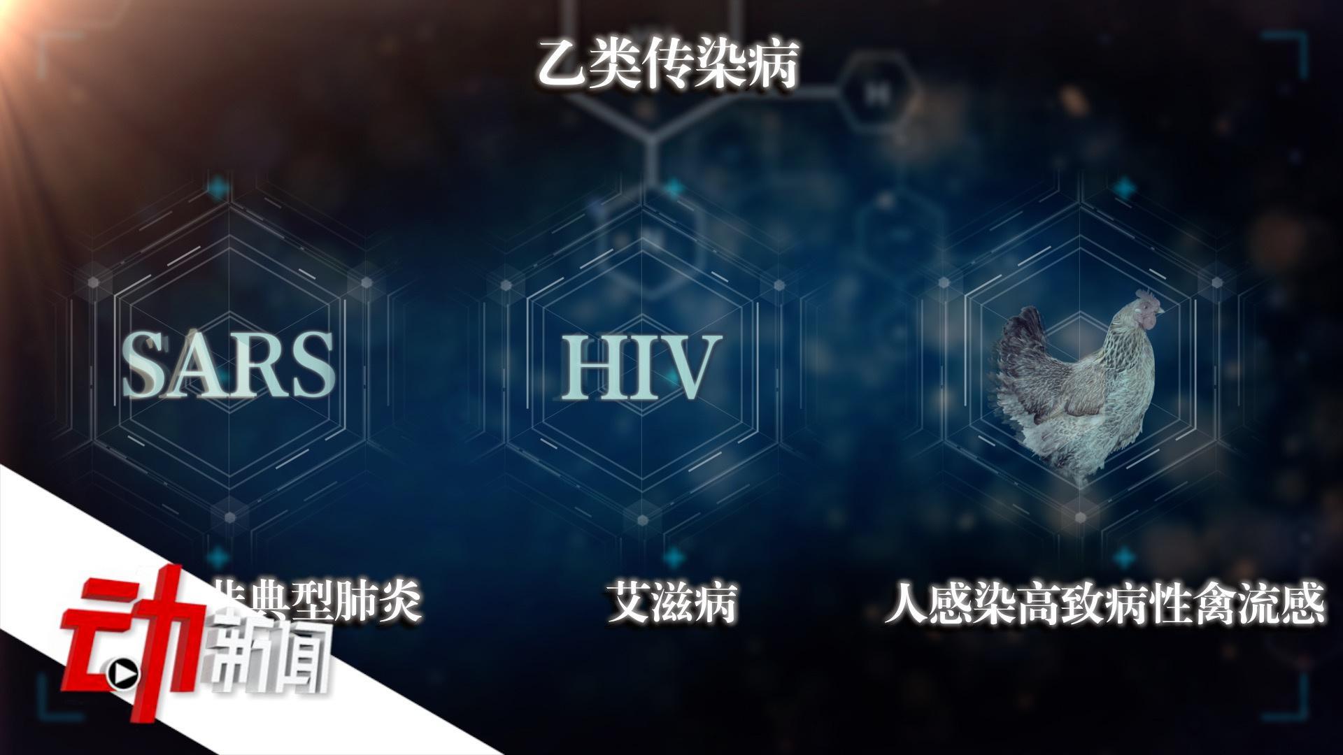 新型冠状病毒肺炎纳入法定传染病 甲类防控乙类传染病意味着什么