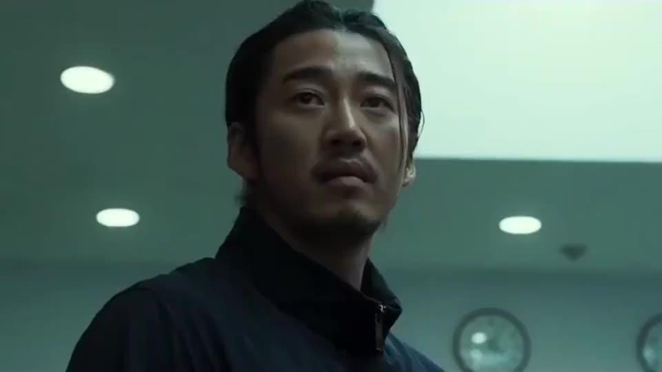 恶人传马东锡在韩国神一样的存在超喜欢他演的釜山行啊