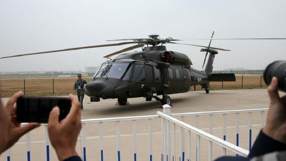 直-20也能客串武装直升机,不缺导弹火箭弹,独缺一件关键武器