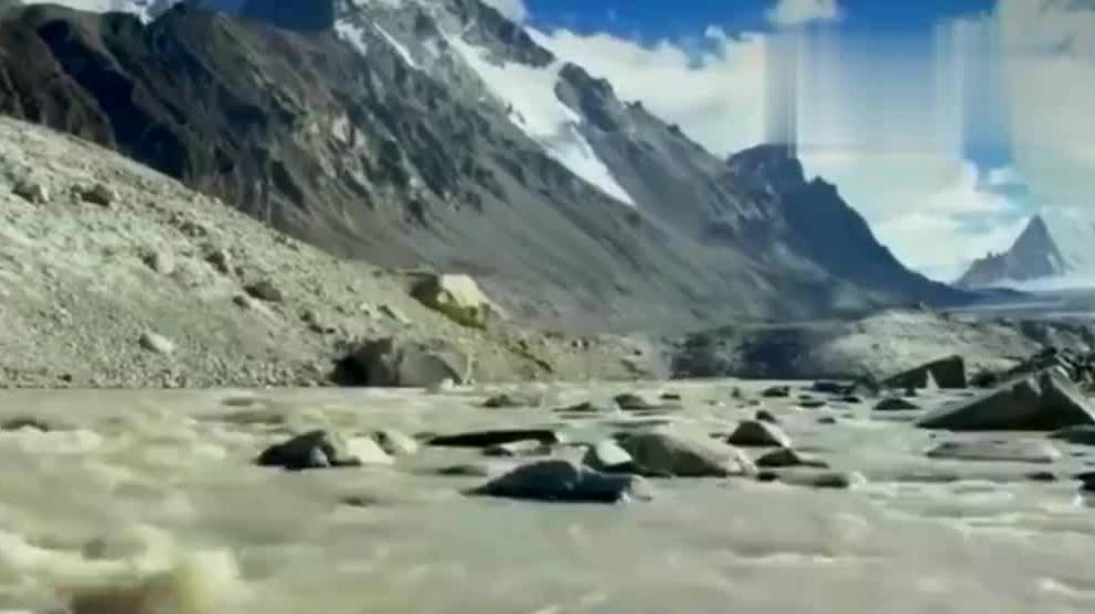 """青藏高原出现""""异常"""",冰川不断缩减,或将危及10万人口生活!"""