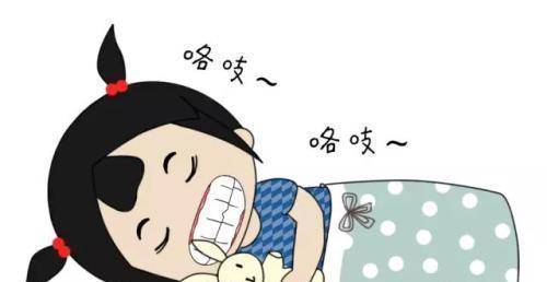 睡觉磨牙咋回事_八成以上妈妈都错了,宝宝睡觉磨牙,并非都是蛔虫在作怪!
