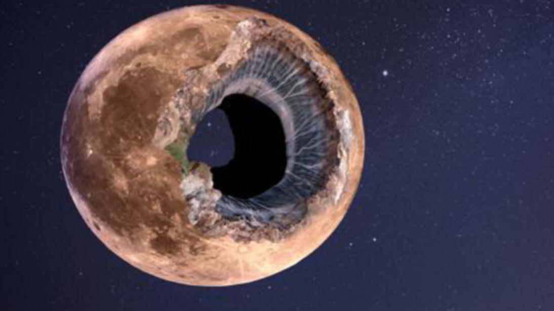 月球真的是空心的?研究发现月球地壳已支离破碎,深度达20公里