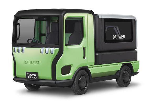 大发汽车发布4款新车,名字十分Q萌,可怜日语我只会日常用语