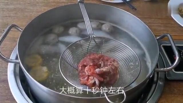来深圳先吃一个牛肉火锅当见面礼