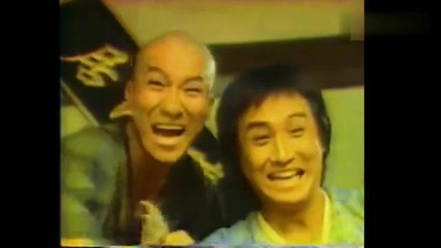 刘家辉、官晶华86年主演的绝版喜剧片《飞象过河》片头曲