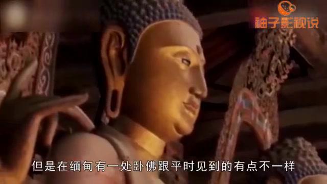 """世界上最""""神奇""""的佛像,睫毛担当楼梯,游客表示不敢去第二遍"""