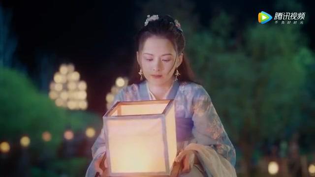 王妃伤心落泪想回家,傲娇的三王爷王爷放花灯送玉米道歉