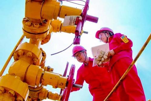 中国石油西南油气田快马加鞭谱新篇
