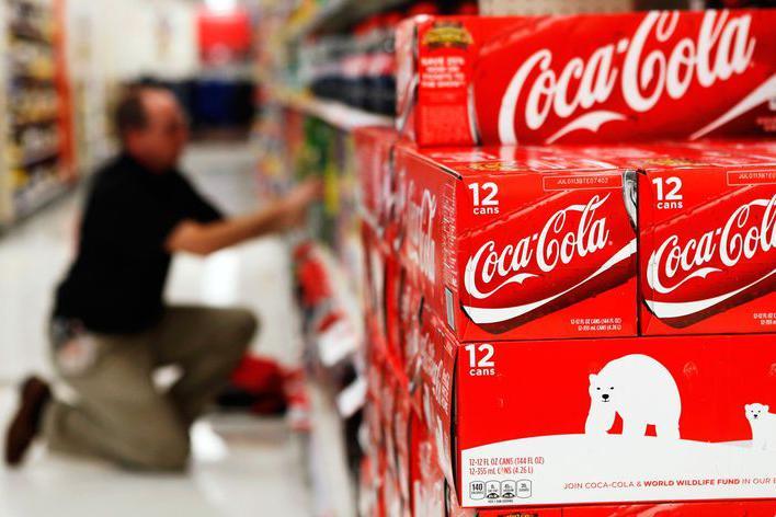 本周关注3只美股:奈飞、强生、可口可乐
