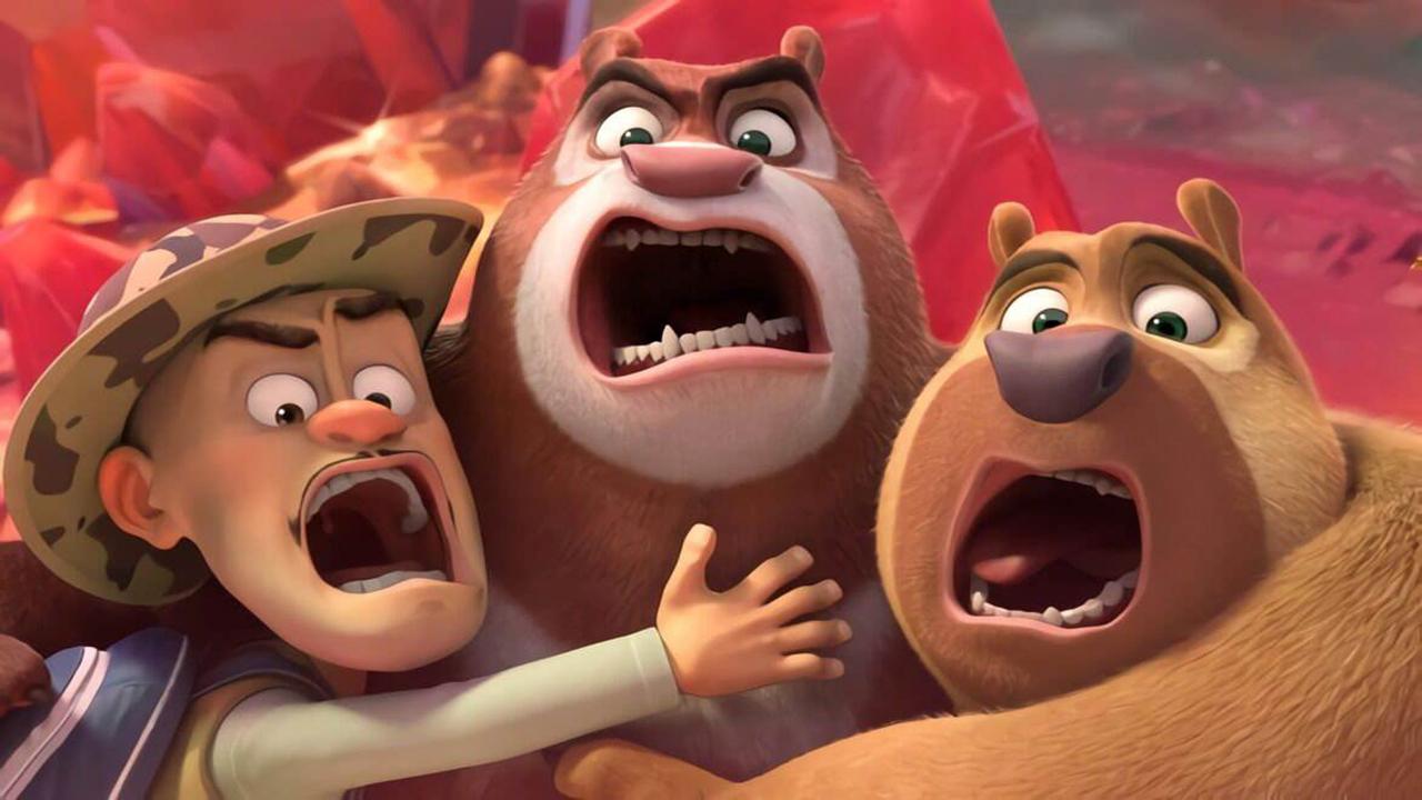 熊出没消失的1集,已成都市传说级别!网友:以后再也看不到了!