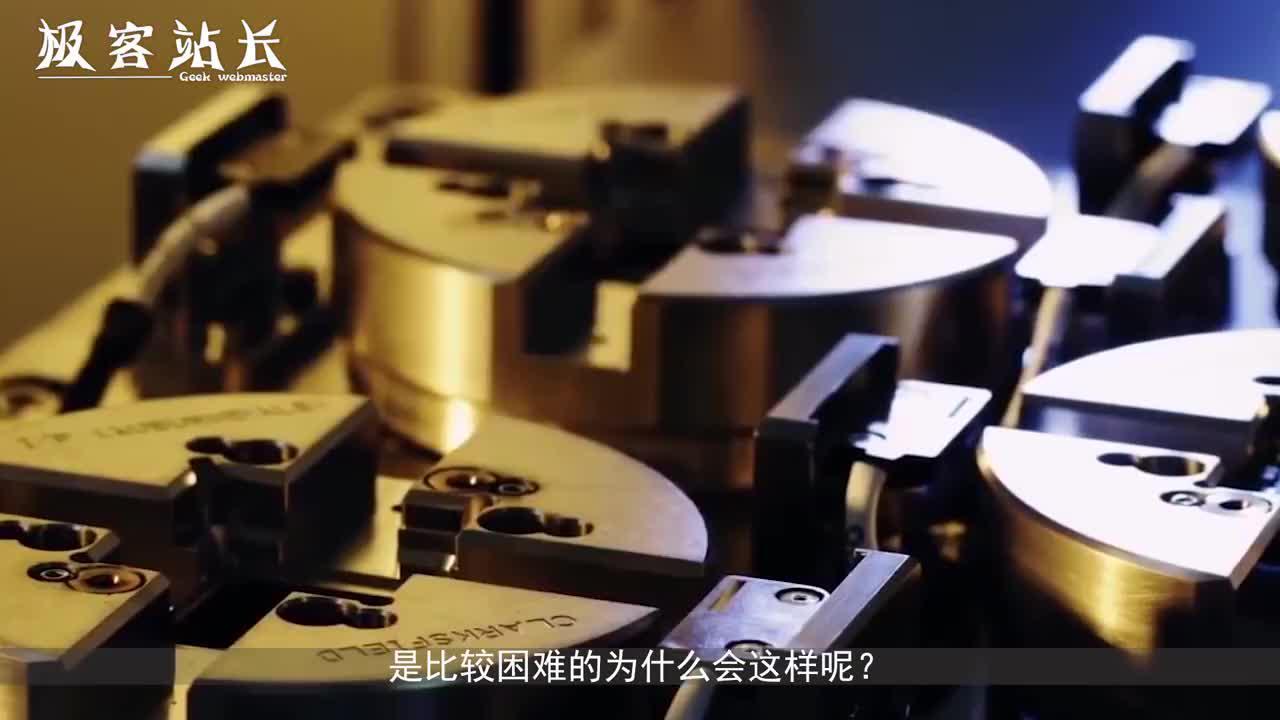 世界上最精密的设备长什么样一年只产12台零件超五万个