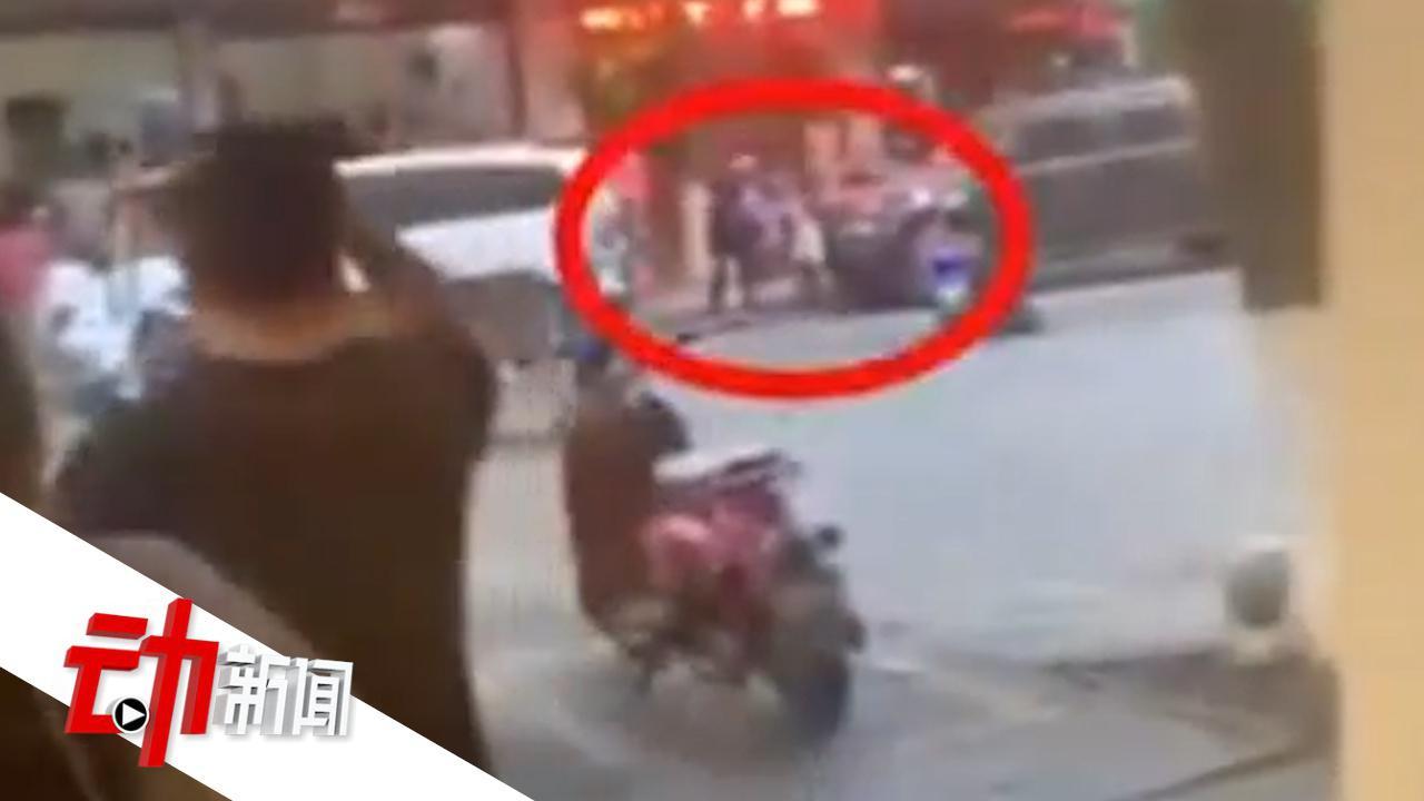 海南定安县一男子双脚被砍断 嫌疑人15分钟后自首