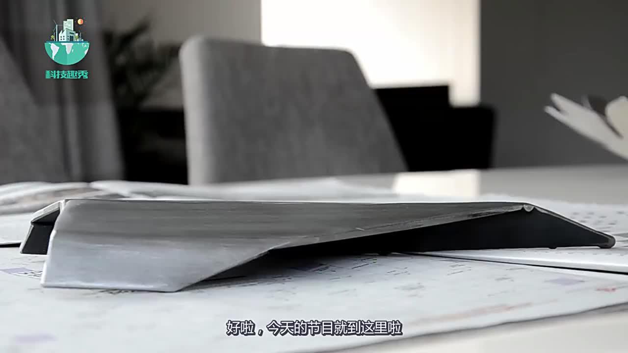 老外用不锈钢制作纸飞机这能飞多远网友这是要上天啊