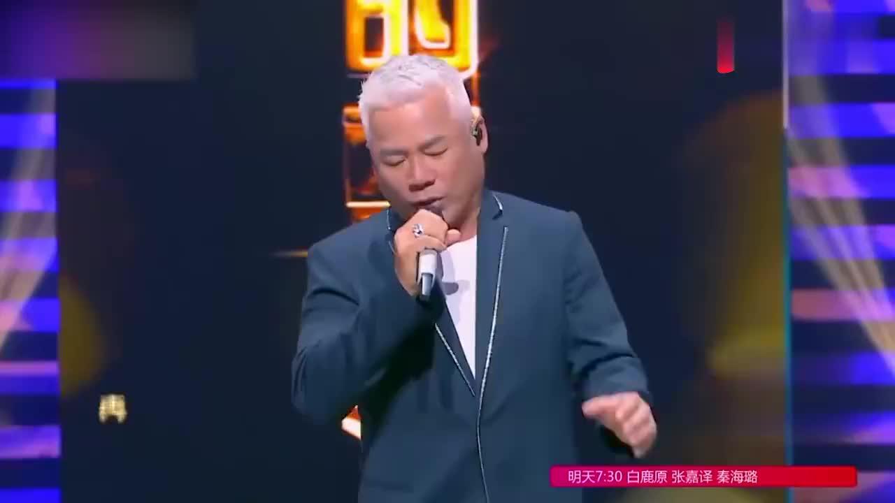 金曲捞:巫启贤现场再现《太傻》,全亚洲销售量超过180万张!
