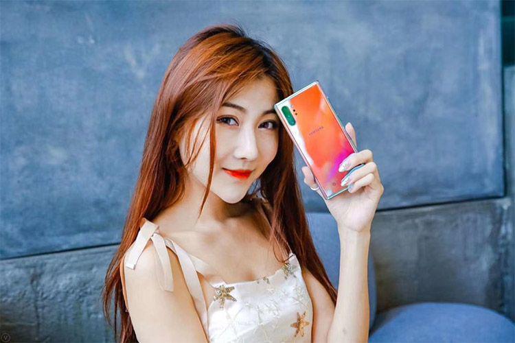 玩法多样的前沿科技产物 三星Galaxy Note10系列现场上手体验