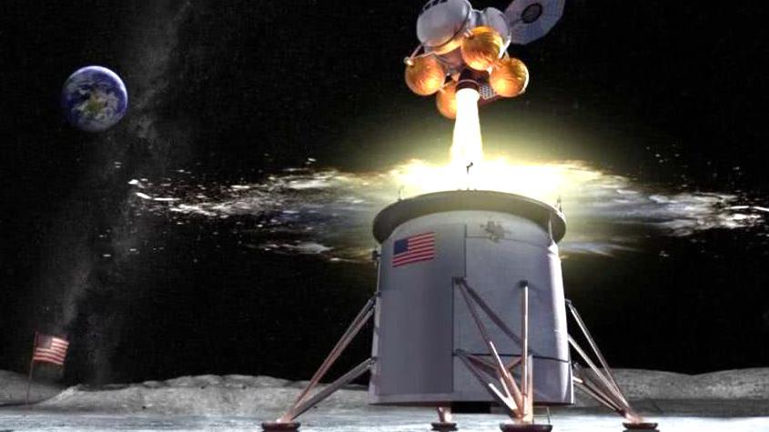 NASA发布载人登月计划,阿波罗11号宇航员公然拆台:别痴心妄想